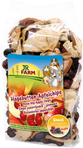 JR FARM Rozenbottel & Appel chips