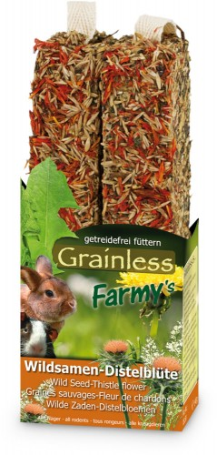 Grainless Farmy\'s Wild Seed distel