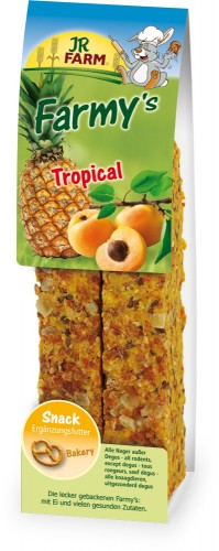 | JR Farm Knaagstick Tropical 2st