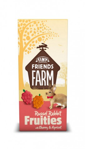 | Tiny Friends Farm fruit koekjes