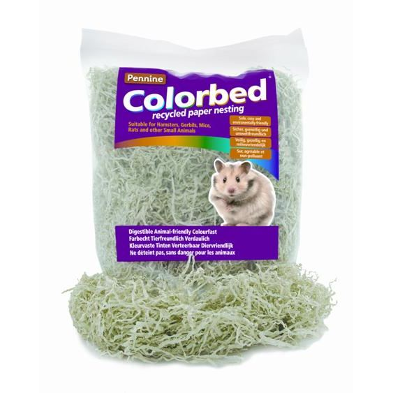Colorbed Nestmateriaal