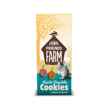 | Tiny Friends Farm Charlie Cookies