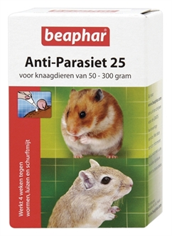 Anti parasiet 25