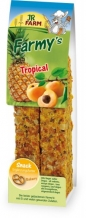 JR Farm Knaagstick Tropical 2st