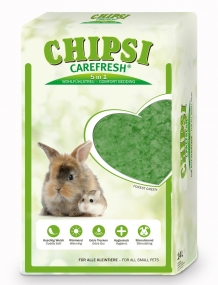 Chipsi Carefresh Forest Green 10 ltr