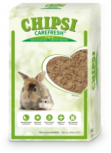 Chipsi Carefresh Natural 14 ltr