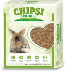 Chipsi Carefresh Natural 4KG 60 ltr