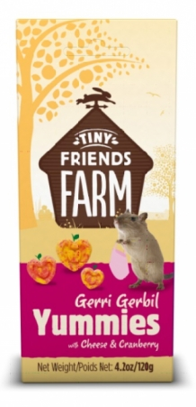 Tiny Friends Gerri Gerbil Yummies 120 gr