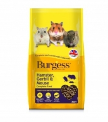 Burgess, Gerbil Complete Food 750g