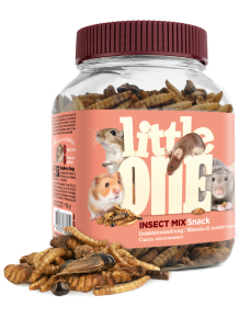 Little One Insectenmix 75 g