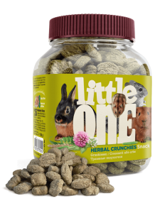 Little One Krokante kruidensnacks 100 g