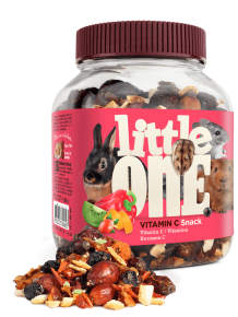 Little One Vitamine C snack 180 gram
