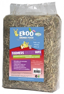 Ekoo Farmers Secret Hay 2 KG