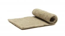 Mini Hemp Soft matras 100x40 cm ( plateau vulling )