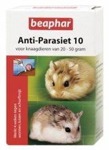 Anti parasiet 10